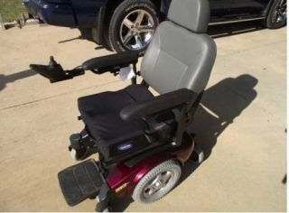 Invacare Pronto M91 Sure Step Electric Wheel Chair