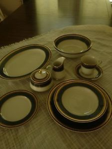 Mikasa 12 Place Setting China Dinnerware