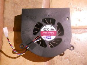 HP TouchSmart 520 TS520 Series CPU Cooling Fan 656514 001