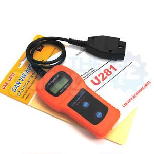 047 VW VAG Diagnostic Code Reader Tool Golf Bora Passat