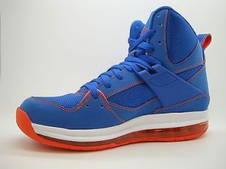 910f2e96707b0d 524866 401 Mens Air Jordan Flight 45 High Max Game Royal White Team Orange  QS