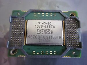 DMD Chip 1076 6319W for InFocus IN1100 IN2104EP DLP Projectors