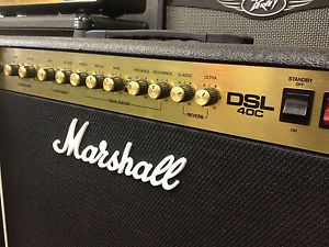 Marshall DSL 40C 40 Watt Electric Guitar Combo Amp