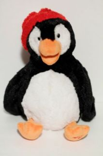 Gund Chubbs Penguin Animated Feliz Navidad Plush Toy Doll 88946