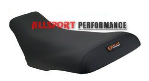 Kawasaki ATV HD Replacement Seat Cover Black 300 Bayou 4x4 1989 2004