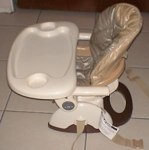 Fisher Price Healthy Care High Chair Replacement Original Cover Pad Cushion Seat