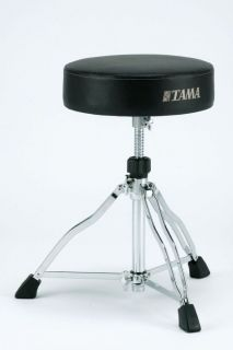 Tama Drums Sets Hardware HT330 Drum Throne Seat Chair Double Braced Steel Thread