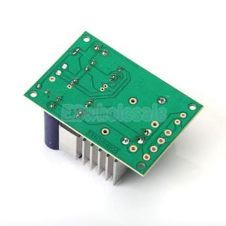 10x AC DC 12 45V to 0 7 21V 8A Step Down Voltage Regulator Converter Module