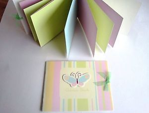 Advice Book Mom Guest Book Keepsake Baby Shower Party Supplies Decorations
