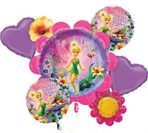 Tinkerbell Birthday Decorations