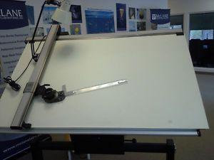 Huey Drafting Table Mutoh Drafting Machine Light