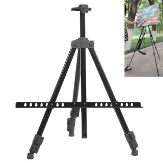 New Folding Artist Telescopic Field Studio Painting Easel Tripod Display Stand