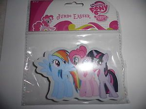 My Little Pony Friendship Is Magic Jumbo Eraser Rainbow Dash Twilight Sparkle