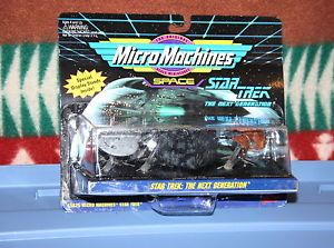 Star Trek Micro Machines Enterprise
