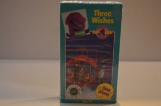 barney vhs in VHS Tapes