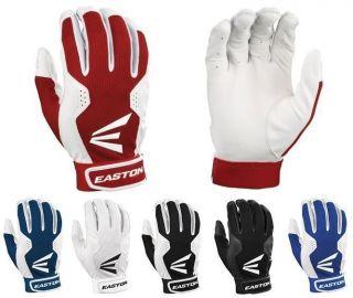 Easton Baseball Softball Batting Gloves 8 Youth Adult Sizes 6 Colors