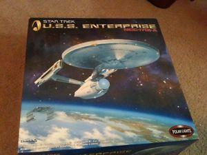 Star Trek Model Large Enterprise