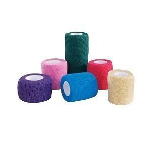Top Performance Pet Dog Bandaging Tapes First Aid Medical Tape Wrap 2 inch New