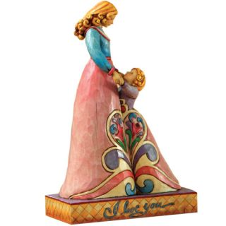 Jim Shore Mother Daughter Child Figurine 4007243