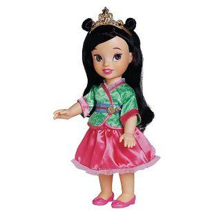 New My First Disney Princess 15 inch Mulan Doll