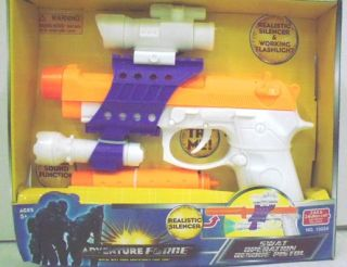 Adventure Force Toy SWAT Operation Rescue Pistol