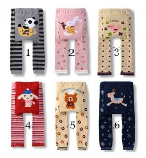 Baby Toddler Kids Boys Girls Leggings Trousers Pants 1