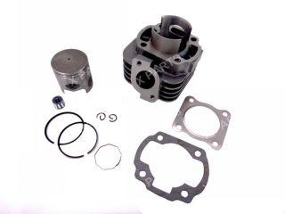 70cc Yamaha Jog Minarelli 1E40QMB Cylinder Pistons Big Bore Kit