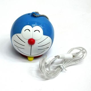 Portable Doraemon Speaker for PC CD MP3 DVD Player