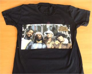 Black Eyed Peas 2005 Monkey Business Concert Tour Black Baby Doll Shirt New