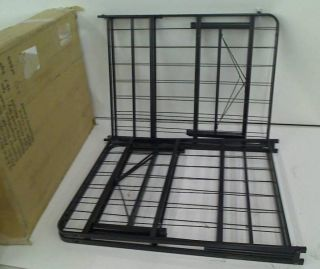 Sleep Master Platform Metal Bed Frame Foundation Queen Size $190 00