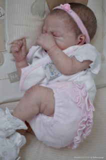 Precious Gift by Cindy Musgrove Extra Soft Vinyl Reborn Baby Doll Kit Mimadolls