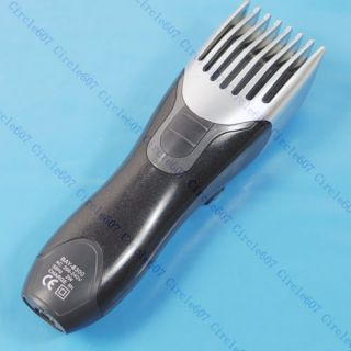Rechargeable Beard Hair Trimmer Clippers Scissor Comb