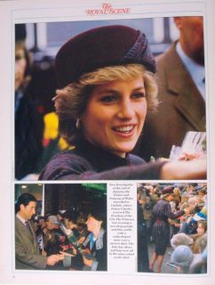 Princess Diana Majesty Magazine Volume 6 No 11 The Monthly Royal Review