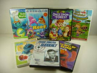 Lot Family Movies DVDs