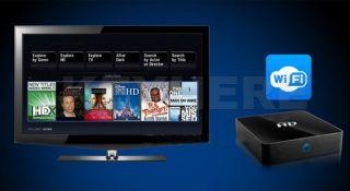 X8 1080p HD TV Box Media Player USB Internet WiFi HDMI