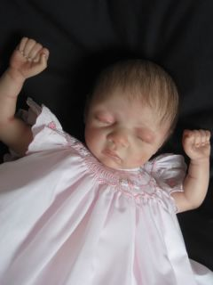 Hushabye Mountain Reborn Baby Girl Sweet Stuff Marita Winters Tiny Fragile Baby