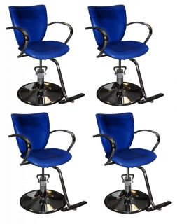 Beauty Salon Equipment Hydraulic Styling Chair Package Spa Barber