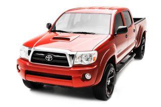 05 09 Toyota 4Runner Hood Air Scoop Custom Style Urethane Truck SUV 3D Carbon