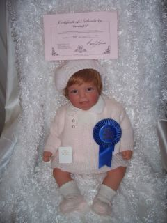 Now REDUCED Growing Up Retired Lee Middleton Doll 1999 Award Winner