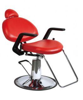 New Classic All Purpose Hydraulic Recline Barber Chair Spa Shampoo 87M