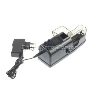 Automatic Electric Cigarette Tobacco Rolling Roller Tube Injector Maker Machine