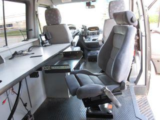 Spriter Limousine 15 Passenger Mercedes Benz Diesel Limo Van Conversion Mini Bus