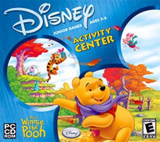 Disney Winnie Pooh Activity Center New PC XP Vista 7