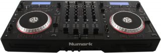 Numark Mixdeck Quad Universal 4 Channel DJ System Mix Deck Quad New 676762826112