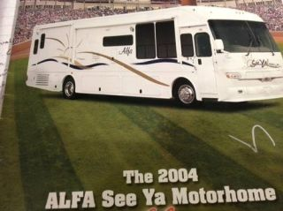 04 Alfa See Ya M40FD with Cat 350HP Diesel Engine