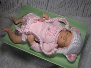 "Reborn Doll Lilli May Kit by Rolanda Heimer Now ""Kera"""