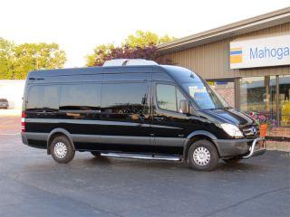 15 Passenger Sprinter Limousine 3 0L Mercedes Benz Diesel Dodge Mercedes Limo