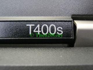 Lenovo ThinkPad T400s 14 1″ Core 2 Duo Dual 2 4GHz 4GB DVD±RW WiFi Thin Laptop A