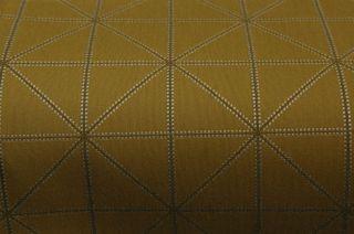 Contemporary Modern Geometric Upholstery Fabric 3 625 Yds