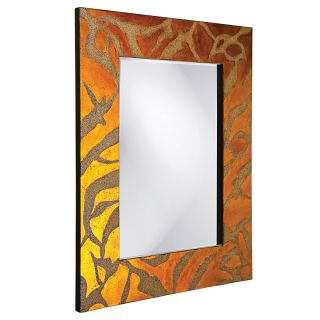 modart curvy global accent wall mirror mirrors
